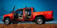 2008 Chevrolet Colorado, side view, manufacturer, exterior