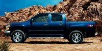 2008 Chevrolet Colorado, side view, exterior, manufacturer
