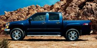 2008 Chevrolet Colorado, side view, exterior, manufacturer