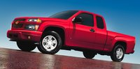 2008 Chevrolet Colorado, 08 Chevy Colorado, exterior, manufacturer