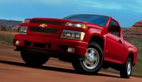 2008 Chevrolet Colorado, 08 chevy colorado, manufacturer, exterior