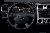 2008 Chevrolet Colorado, steering wheel, interior, manufacturer