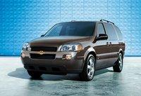 2008 Chevrolet Uplander, front view, exterior, manufacturer