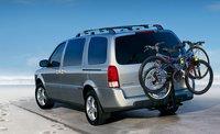 2008 Chevrolet Uplander, back view, exterior, manufacturer