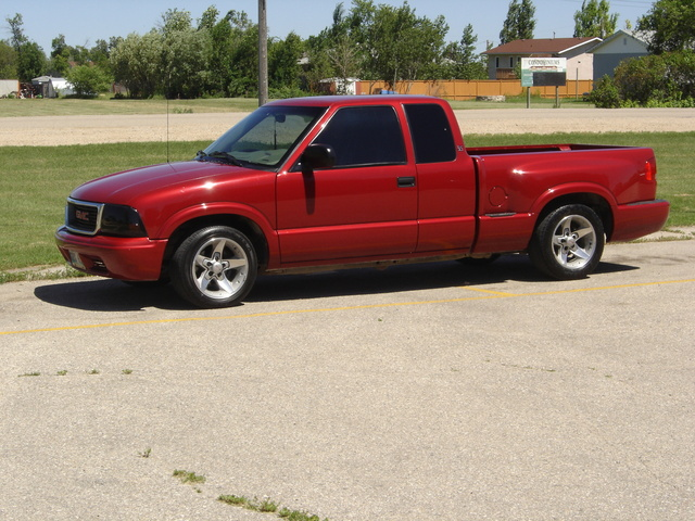 Picture of 2003 GMC Sonoma SL Ext Cab 2WD