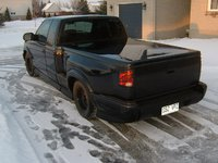 Picture of 2000 Chevrolet S-10 2 Dr LS Xtreme Extended Cab Stepside SB, exterior, gallery_worthy