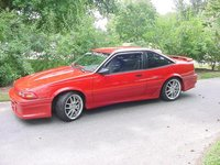 Picture of 1990 Pontiac Sunbird 2 Dr GT Turbo Coupe, exterior, gallery_worthy