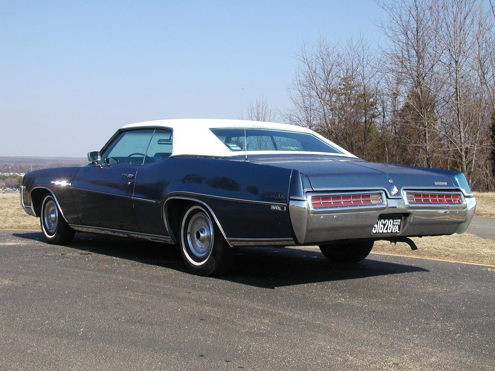 1969 Buick LeSabre - Overview - CarGurus