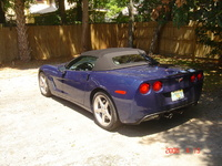 2005 Chevrolet Corvette Convertible picture, exterior