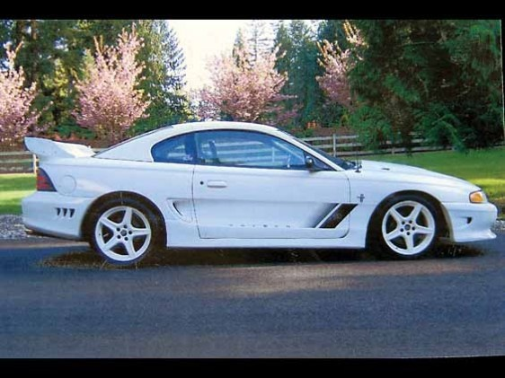 Picture of 1995 Ford Mustang SVT Cobra, exterior