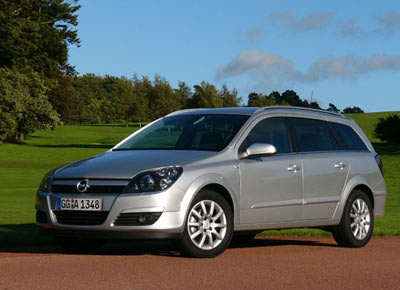 Picture of 2007 Opel Zafira, exterior, gallery_worthy