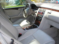 Picture of 2000 Mercedes-Benz E-Class E320 4MATIC, interior