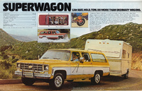 1977 Chevrolet Suburban Overview