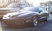 Picture of 2000 Pontiac Firebird SLP Firehawk