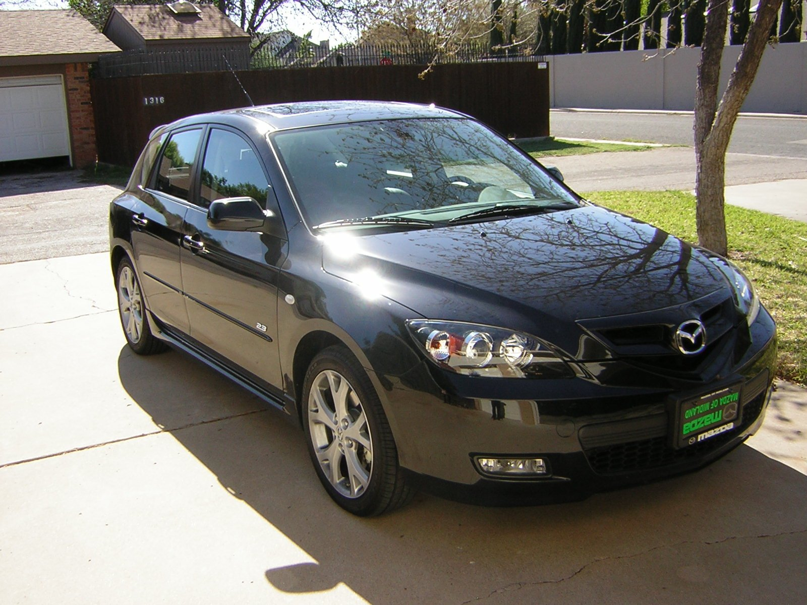 mazda 3 hatchback related images start 200 weili automotive network. Black Bedroom Furniture Sets. Home Design Ideas