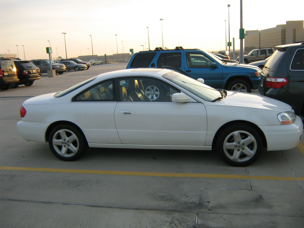 picture of 2002 acura cl 2 dr 3 2 type s coupe exterior. Black Bedroom Furniture Sets. Home Design Ideas