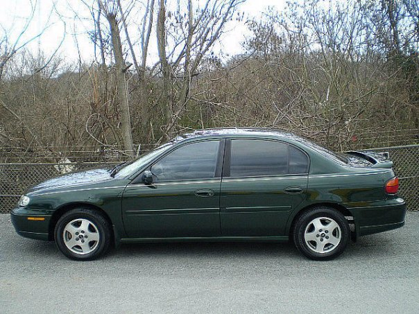 Picture of 2003 Chevrolet Malibu LS, exterior