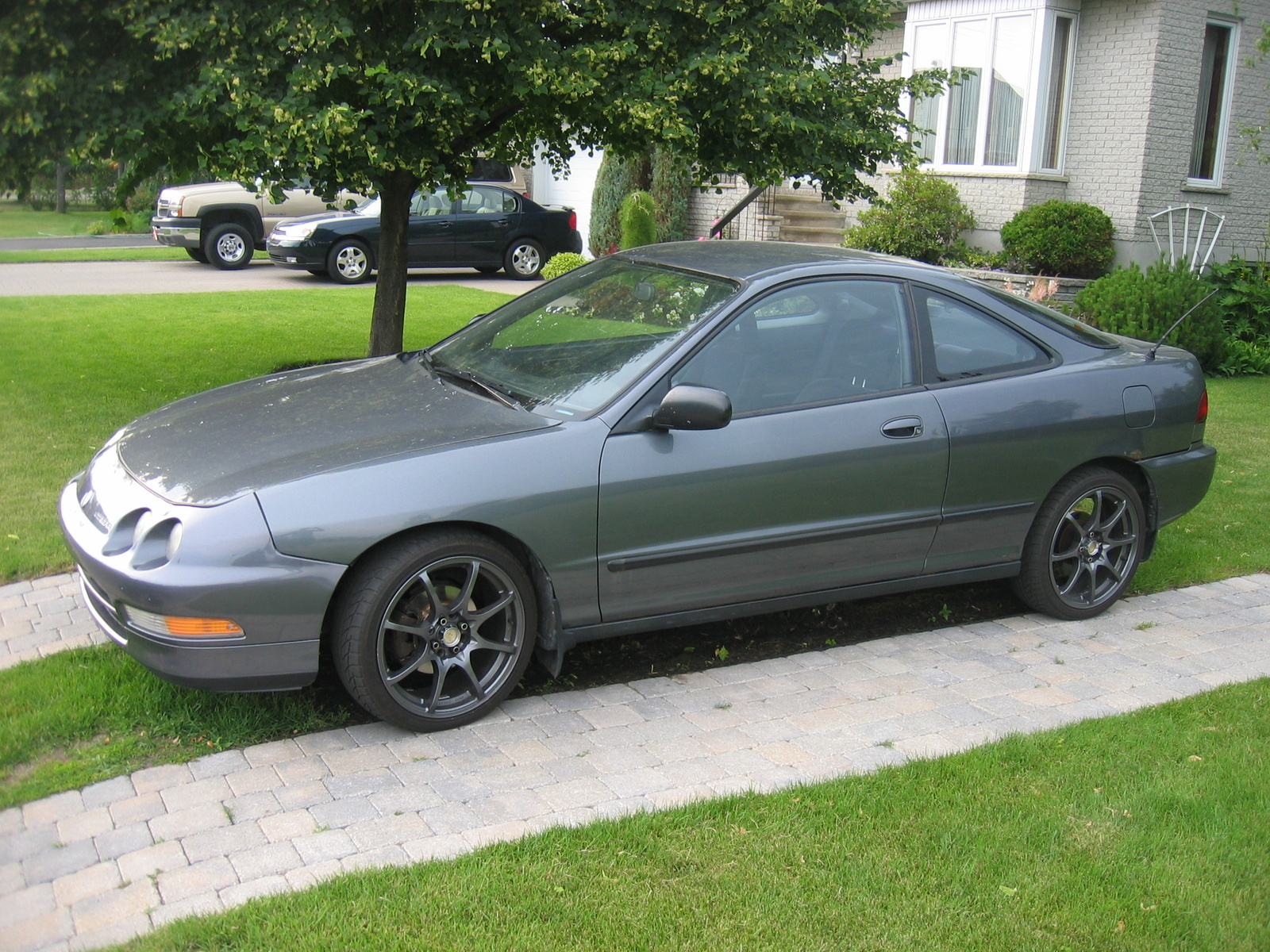 Acura Integra Pic on 1991 Acura Integra Gs Specs