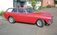 1972 Volvo P1800 Picture Gallery