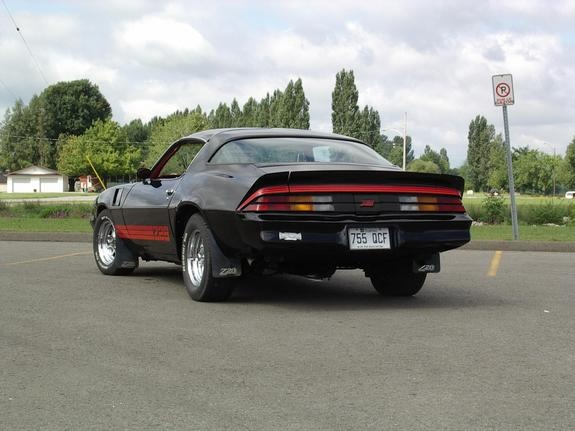 Picture of 1981 Chevrolet Camaro, gallery_worthy