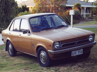 1976 Holden Gemini Overview