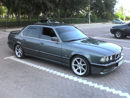 1988 Bmw 7 Series Pictures Cargurus