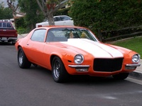 1971 Chevrolet Camaro picture