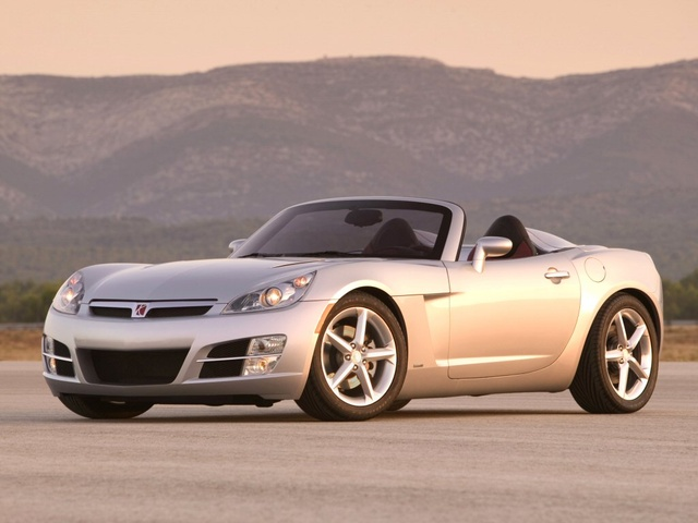 Picture of 2008 Saturn Sky Red Line