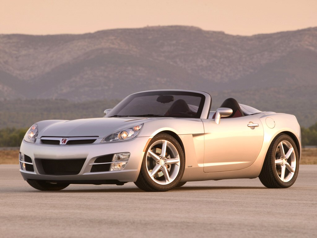 2008 Saturn Sky Red Line picture