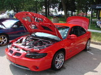 Picture of 1998 Pontiac Grand Prix 2 Dr GTP Supercharged Coupe