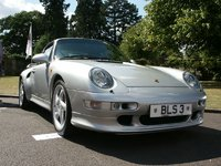 Picture of 1994 Porsche 911 Carrera S Turbo, exterior, gallery_worthy