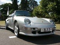 Picture of 1994 Porsche 911 Carrera S Turbo, exterior