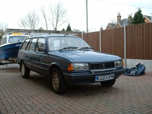 Picture of 1980 Peugeot 304