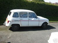 1965 Renault 4 Overview