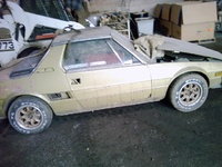 1974 FIAT X1/9 Overview
