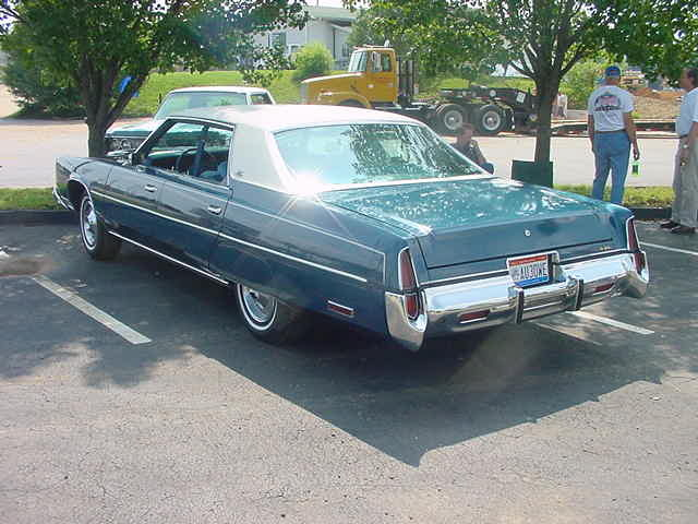 Picture of 1968 Chrysler New Yorker
