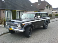 1974 Jeep Cherokee Overview