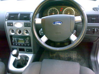 2001 Ford Mondeo picture, interior