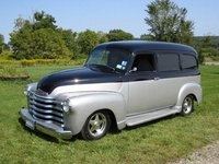 1950 Chevrolet Suburban Overview