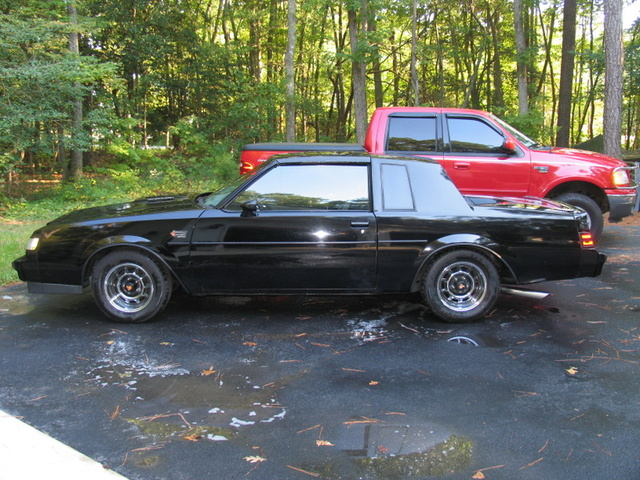 1987 Buick Grand National - Overview - CarGurus