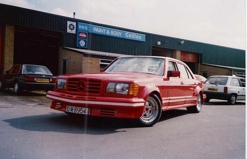 Picture of 1993 mercedes benz 500 class 500sel sedan for 1993 mercedes benz 500 class