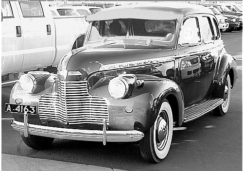 Picture of 1940 Chevrolet Suburban