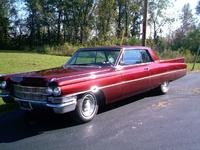 1963 Cadillac DeVille picture, exterior