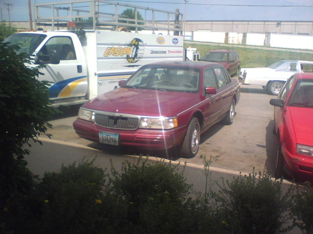 Picture of 1993 Lincoln Continental, gallery_worthy