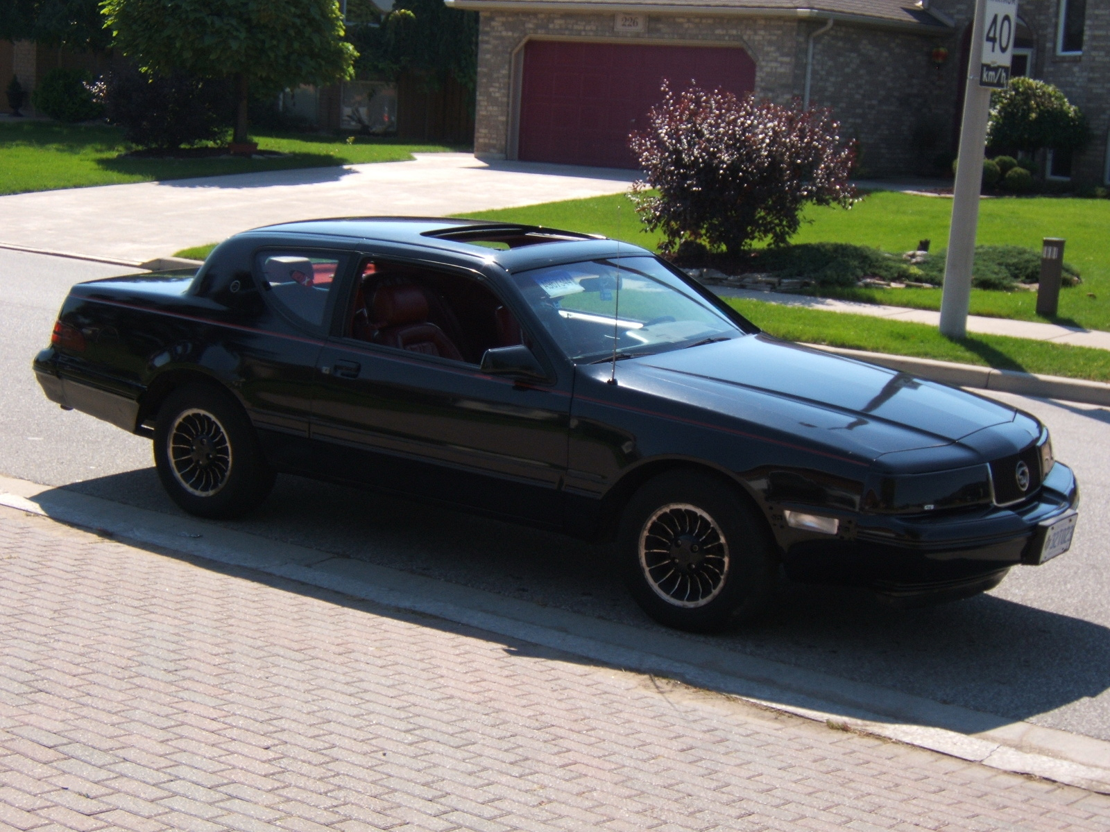 Picture of 1988 Mercury Cougar
