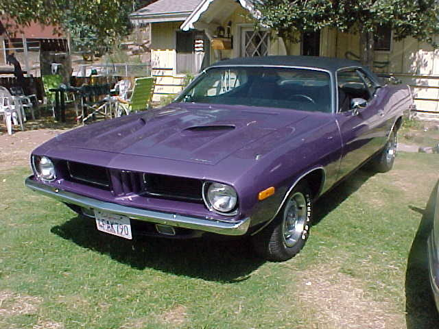 1973 Plymouth Barracuda - Pictures - CarGurus