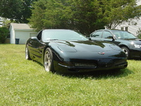 2002 Chevrolet Corvette Coupe picture