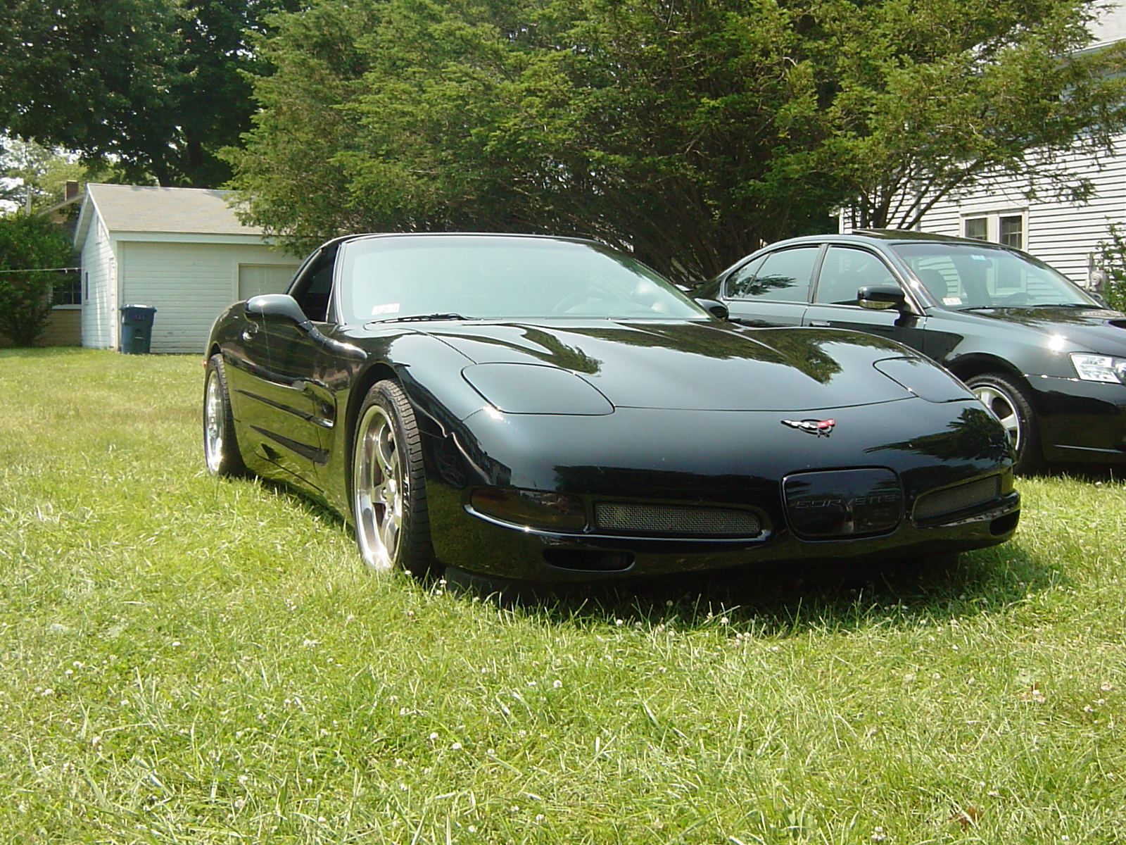 Picture of 2002 Chevrolet Corvette Coupe