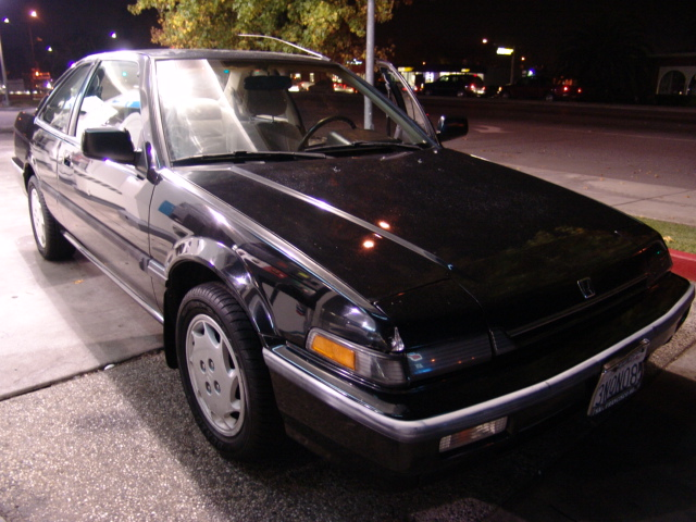 Picture of 1989 Honda Accord LX Coupe