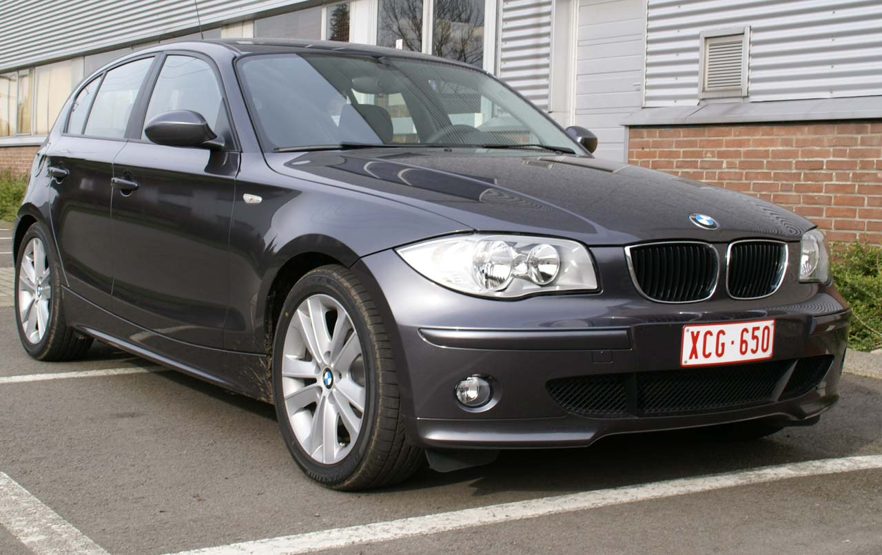 2007 bmw 1 series other pictures cargurus. Black Bedroom Furniture Sets. Home Design Ideas